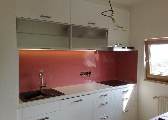 Výroba kuchyňské linky
