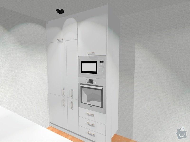 Výroba kuchyňské linky: Kuchynska_linka_1114