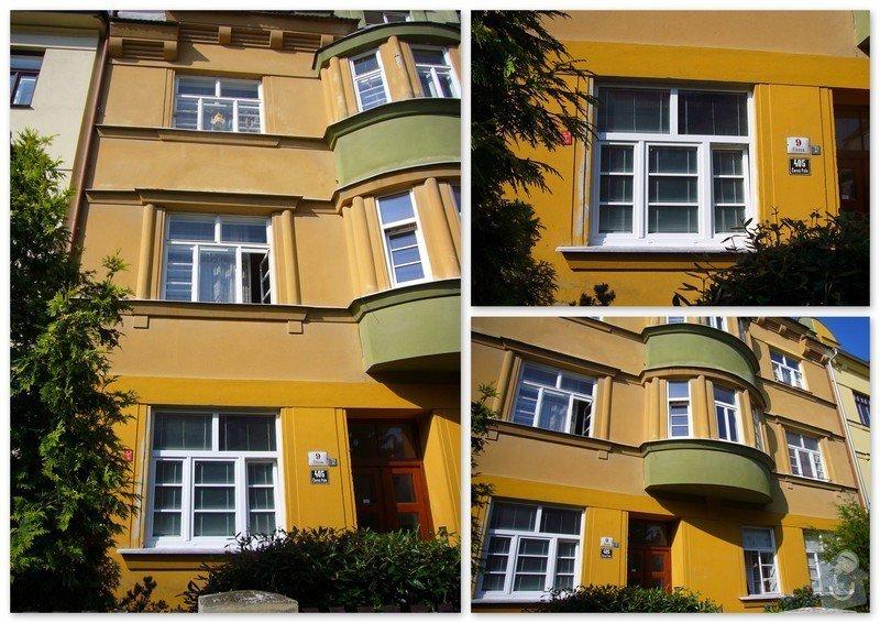 Výměna okna za plastové.: Okno