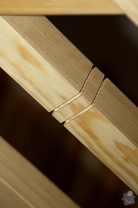 Dřevěné zábradlí na míru: remeslnici04