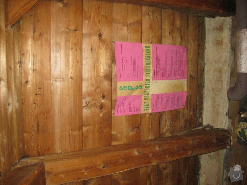 Rekonstrukce podkrovni mistnosti v drevostavbe: 2_bocni_detail01