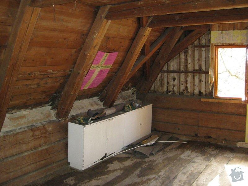 Rekonstrukce podkrovni mistnosti v drevostavbe: 2_bocni_stena_01