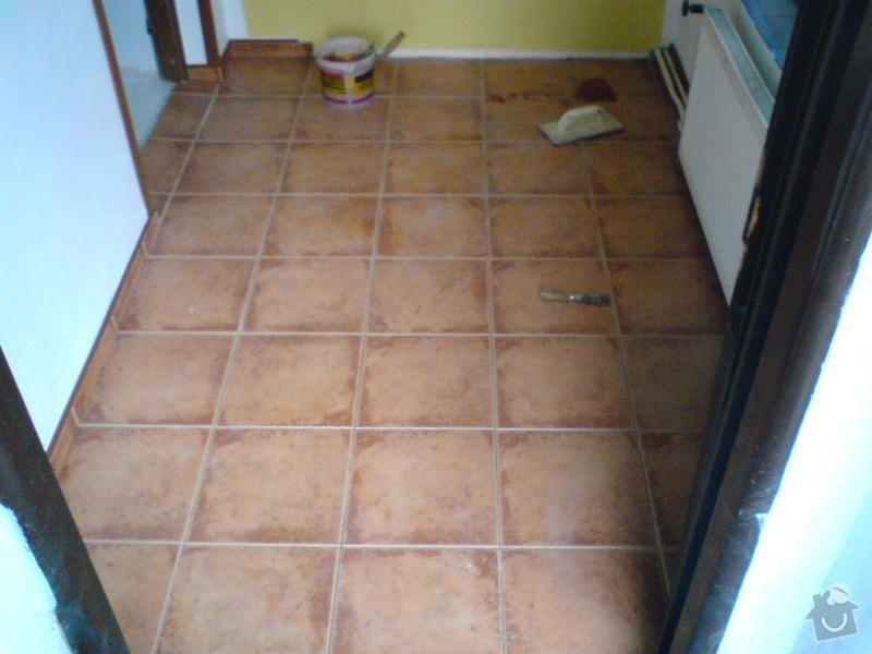 Rekonstrukce kuchyně a chodby.: DSC00192
