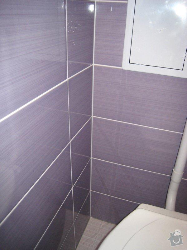 Rekonstrukce koupelna a WC: IMG_2205