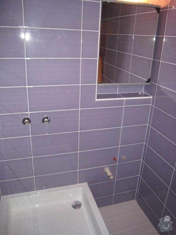 Rekonstrukce koupelna a WC: IMG_2211