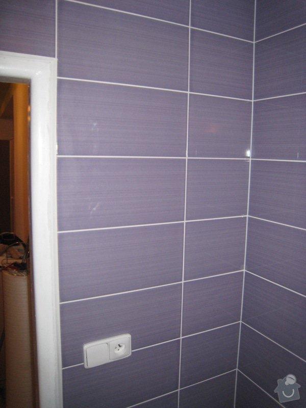 Rekonstrukce koupelna a WC: IMG_2215
