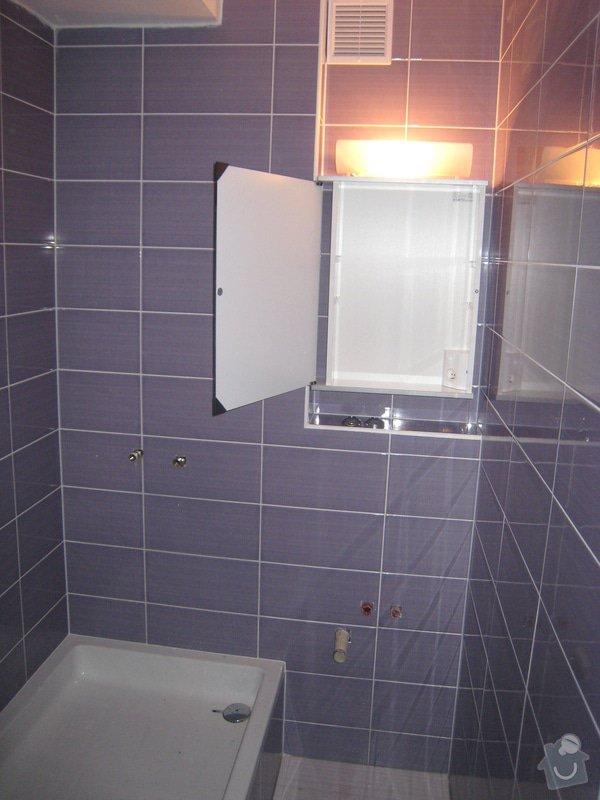 Rekonstrukce koupelna a WC: IMG_2220