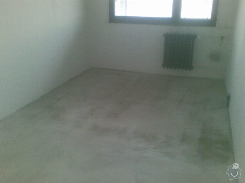 Vyrovnání podlahy: 09032011_005_