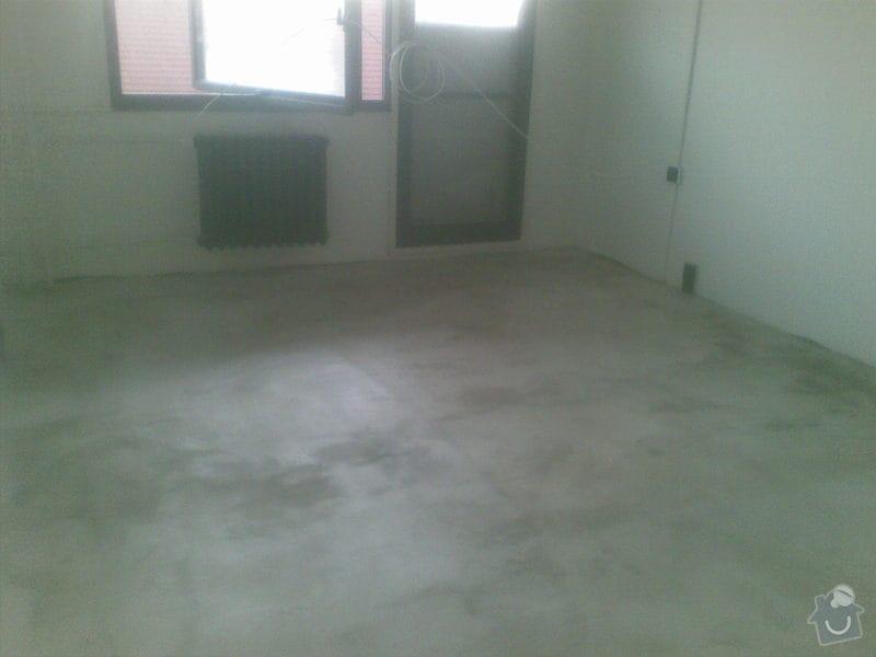 Vyrovnání podlahy: 09032011_006_