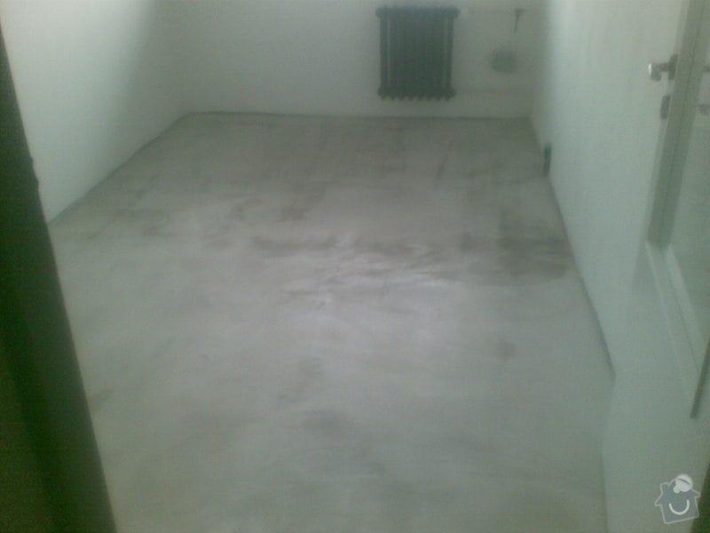 Vyrovnání podlahy: 09032011_007_