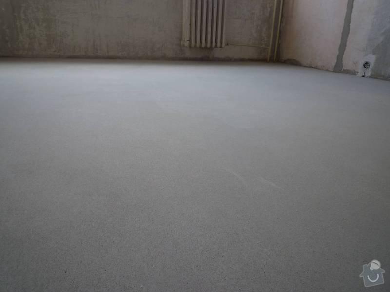 Vyrovnání podlahy: P1030207