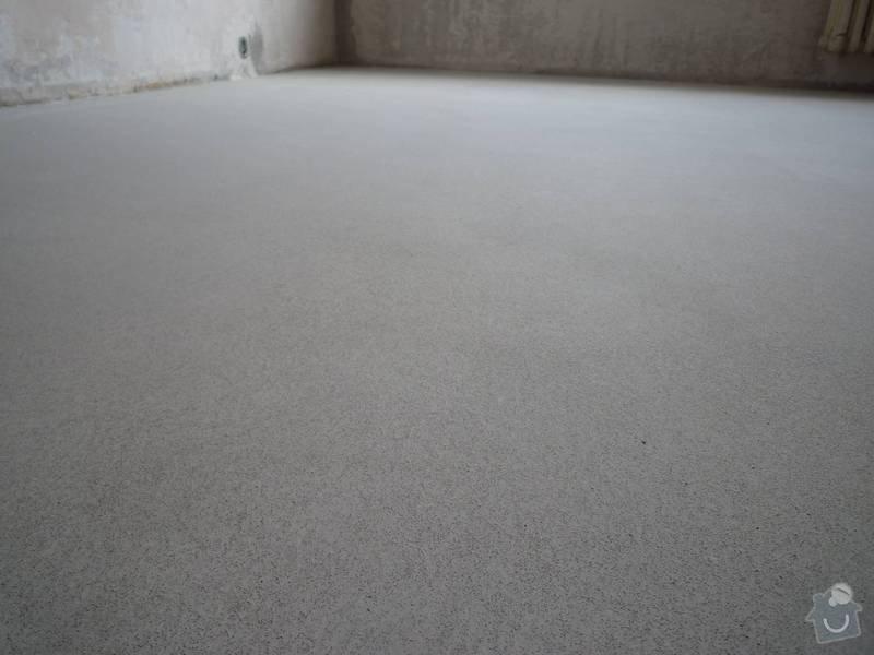 Vyrovnání podlahy: P1030208