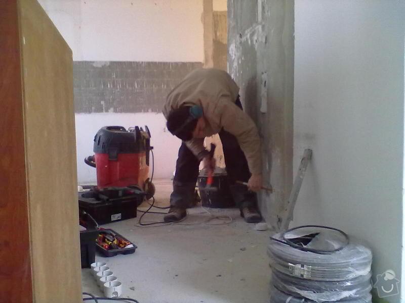 Rekonstrukce elektroinstalace: 01022011029