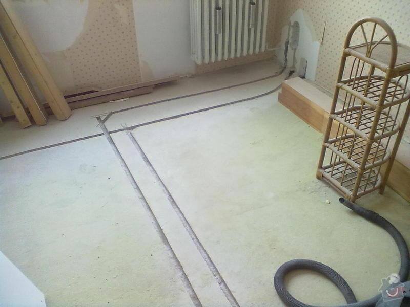 Rekonstrukce elektroinstalace: 01022011030