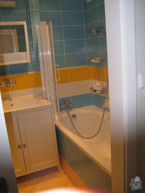Rekonstrukce koupelny: IMG_4830