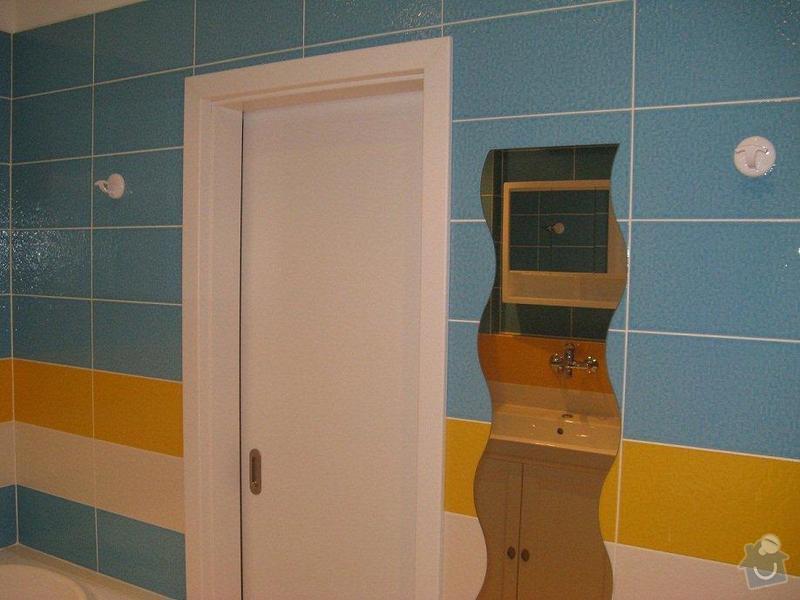 Rekonstrukce koupelny: IMG_4836