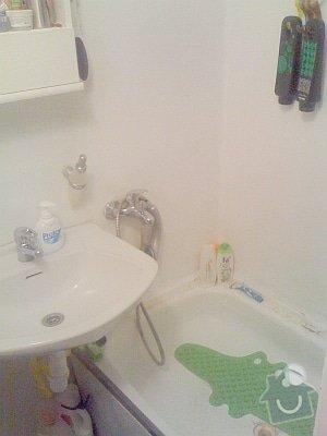 Rekonstrukce koupelny : 03