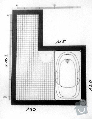 Rekonstrukce koupelny : 01