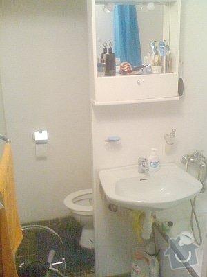 Rekonstrukce koupelny : 02