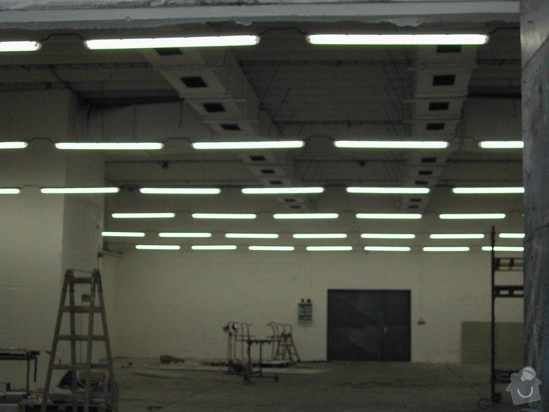 Průmyslová hala: DSCN1633