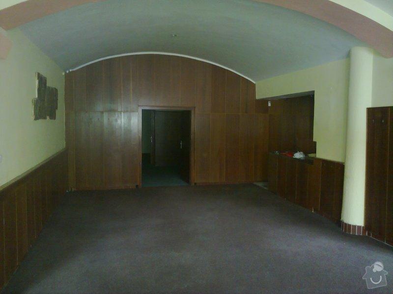 Rekonstrukce restaurace, : 151020101480