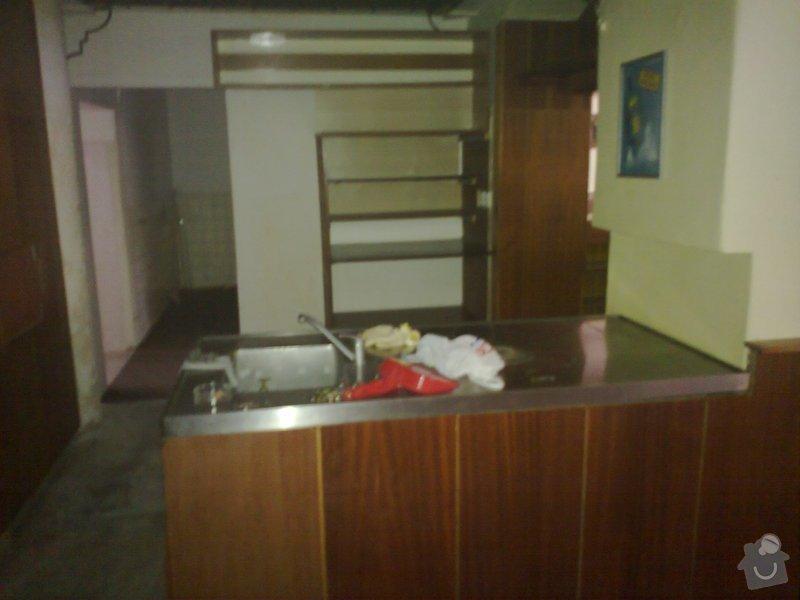 Rekonstrukce restaurace, : 151020101482