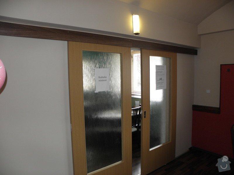 Rekonstrukce restaurace, : P4156456