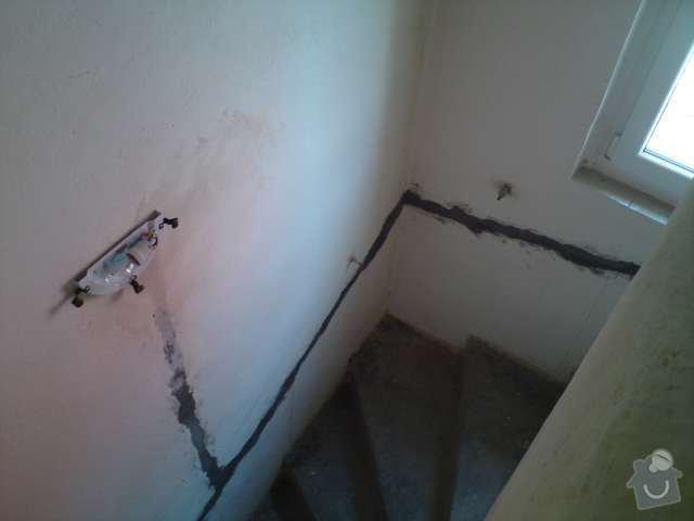 Rekonstrukce elektroinstalace v rodinném domě: DSC00284