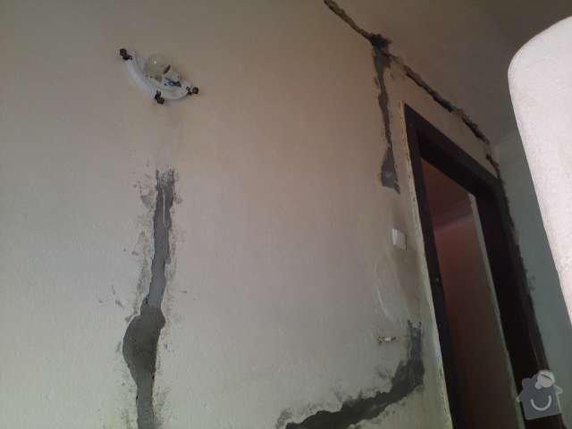 Rekonstrukce elektroinstalace v rodinném domě: DSC00283