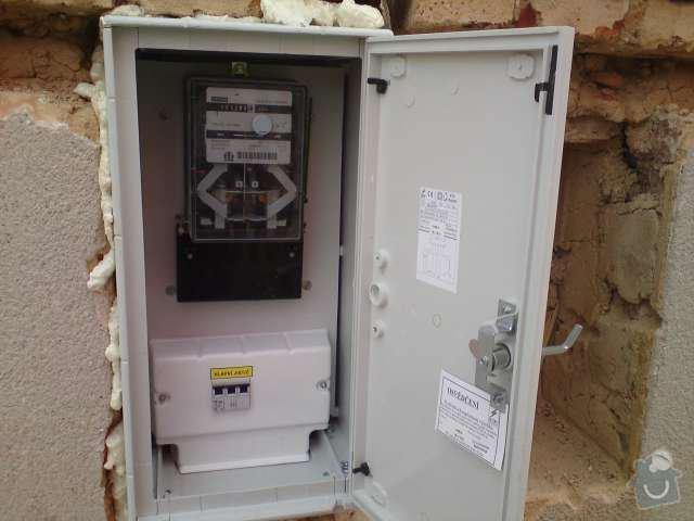 Rekonstrukce elektroinstalace v rodinném domě: DSC00280