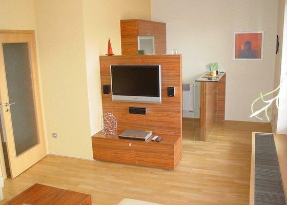 Instalace AV rozvodů v bytě, montáž Tv, ozvučení