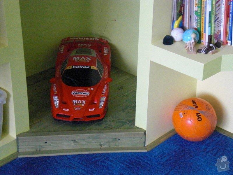 Rekonstrukce dětského pokoje: CIMG0077