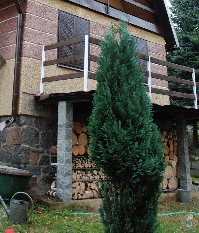 Přístřešek pro dřevo: okounov2_01