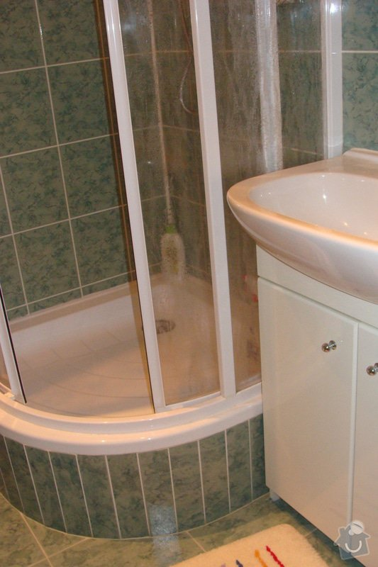 Rekonstrukce koupelny a WC: DSC01185