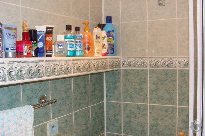 Rekonstrukce koupelny a WC: DSC01184