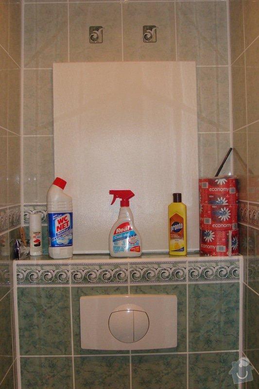 Rekonstrukce koupelny a WC: DSC01188