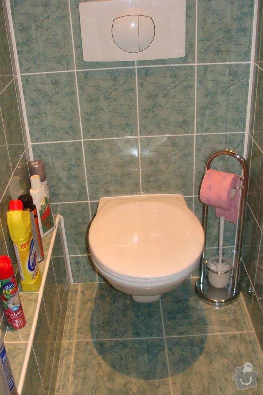 Rekonstrukce koupelny a WC: DSC01189