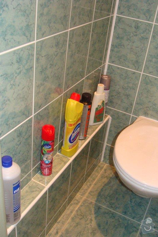 Rekonstrukce koupelny a WC: DSC01190