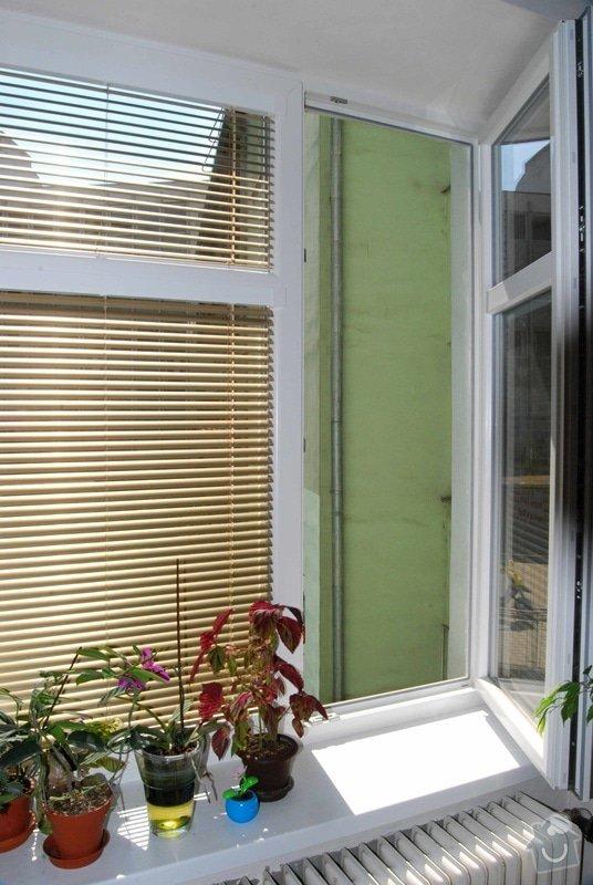 Síť proti hmyzu do plastového okna: 002_-_Okno