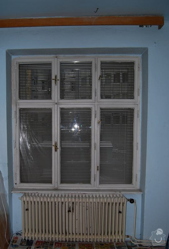 Výměna oken a montáž žaluzii: 001_-_Okno