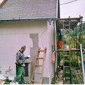 Zatepleni fasady domu chuchelna 4