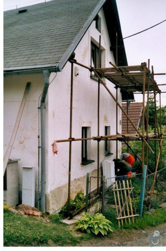 Zateplení fasády domu: chuchelna_1