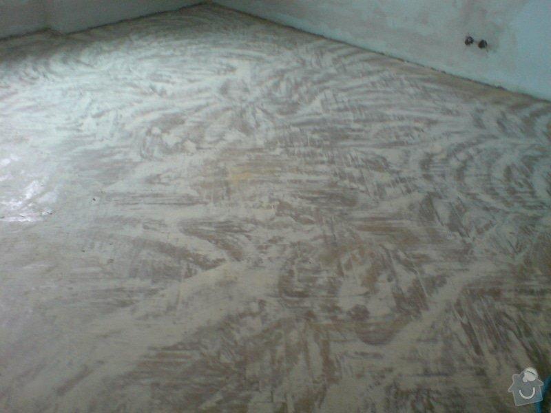 Renovace dubových parket a smrk. podlahy : DSC01786
