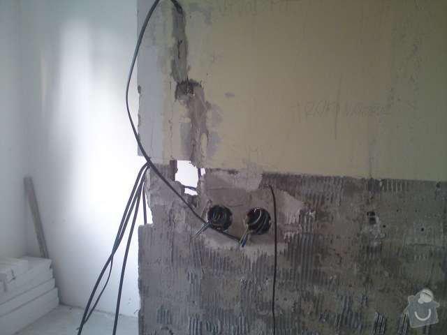 Rekonstrukce elektroinstalace - panelový byt 2+1 včetně rozvodů datové sítě: DSC00289