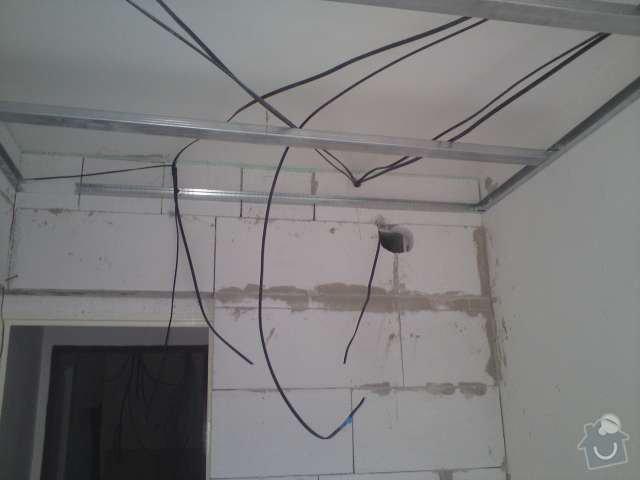 Rekonstrukce elektroinstalace - panelový byt 2+1 včetně rozvodů datové sítě: DSC00290