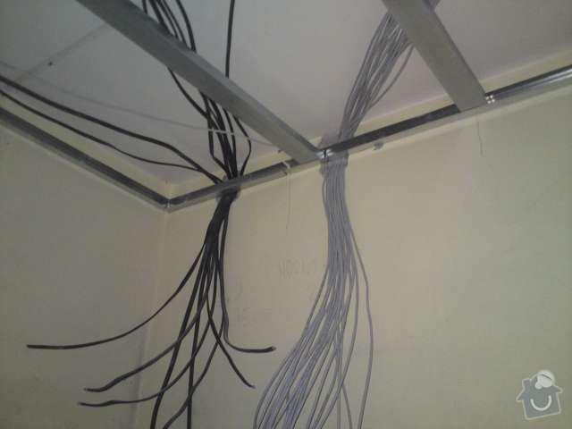 Rekonstrukce elektroinstalace - panelový byt 2+1 včetně rozvodů datové sítě: DSC00292