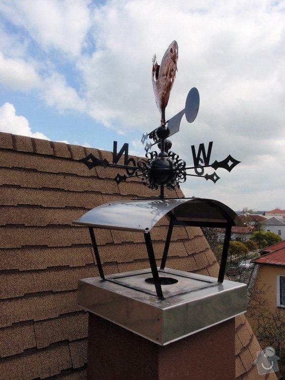 Komínová stříška + větrná korouhev: kad_rat_3_04