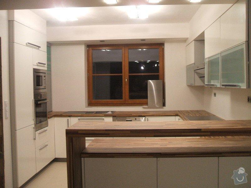 Kuchyň: DSCF4670