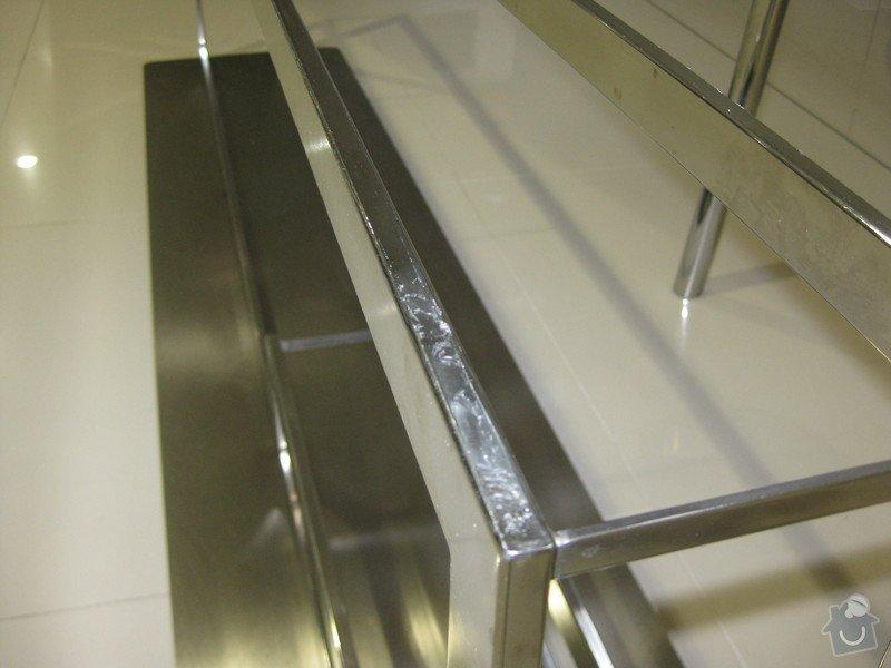 Sklenar slepeni kov - sklo na miste: IMG_1698