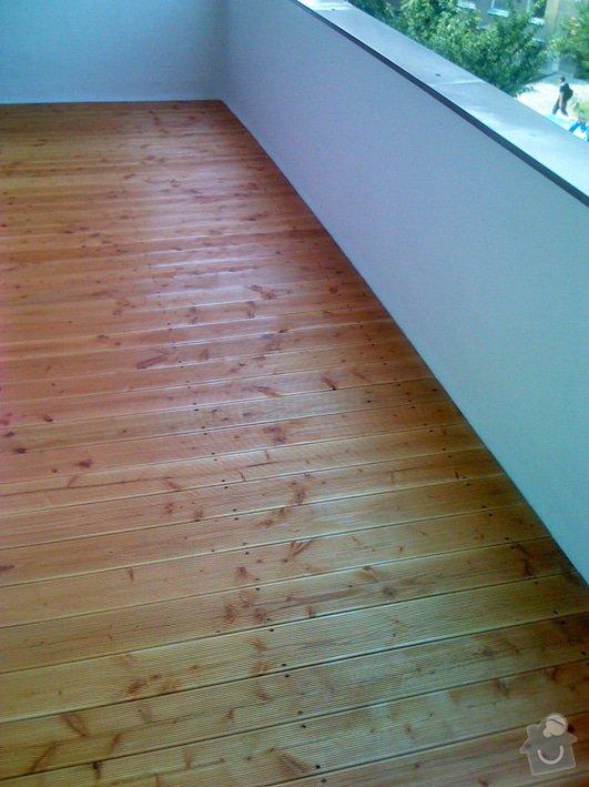 Podlaha balkónu: UHL_0095